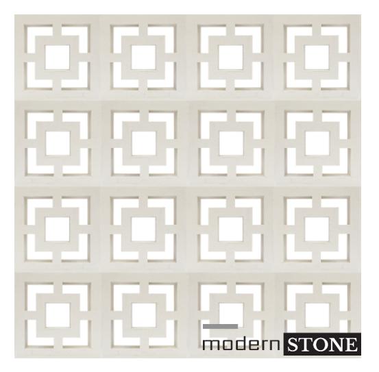 Breeze Block - Squares