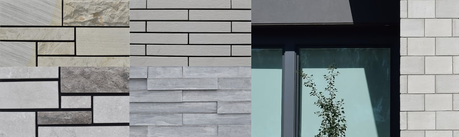 Modern Stone - Natural Stone Collection